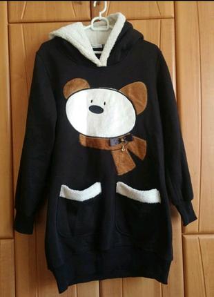 Туніка толстовка светр