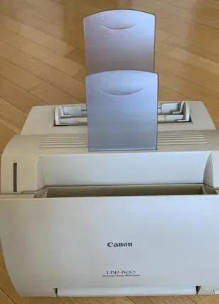 Принтер CANON LBP-800 лазерный