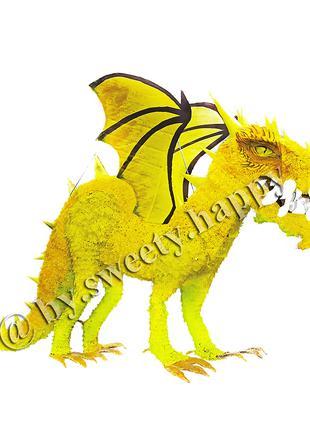 Пиньята Дракон, Динозавр pinata by Sweety