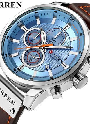 Часы наручные мужские CURREN Brown M170