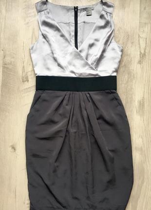 Платье h&m 36 eu{uk8}