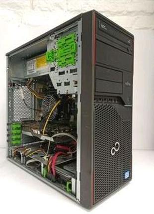 Обмен.Крайне мощный игровой пк. GTX 750ti-Intel Core i5