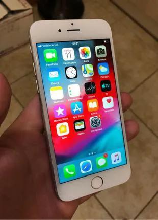 Продам iPhone 6 original silver 16gb
