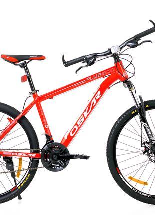 """Велосипед Oskar 26""""Plus500 красный"""