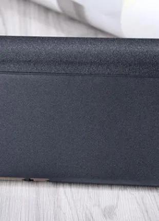 Фирменный чехол книжка Nillkin для Xiaomi Mi 5C + защитное стекло
