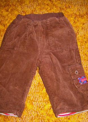 Детские джинсы, штаны jojo maman bebe на малыша от 3 до 6 месяцев