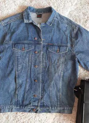 Мужская джинсовая куртка Jinglers размер L
