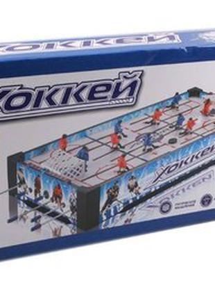 Деревянный хоккей