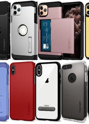 Чехол для Iphone 6S 7 8 Plus X XS XR 11 Max Pro Spigen Speck O...