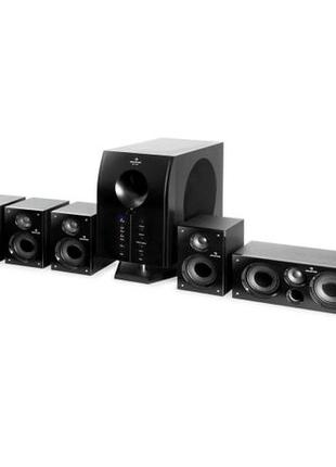 Активные колонки Auna Areal 525 Bk 5.1 Surround Sound RMS 125 Вт