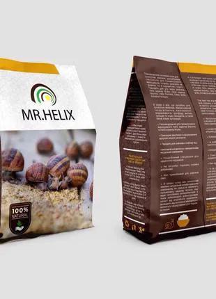 Корм для равликів Helix Muller/Maxima. Корм для улитки