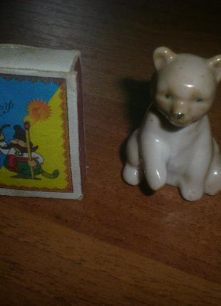 Мишка фарфор(Городница)