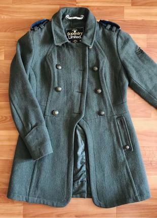 Пальто женское SuperDry оригинал