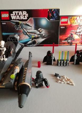 2 конструктор Lego Star Wars Лего Звездные войны Battle pack s...