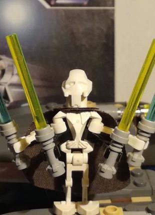 Lego Лего Звездные Войны 7656 Star wars конструктор генерал Гр...
