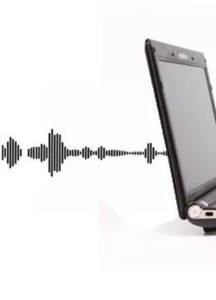 Расшифровка аудио в текст