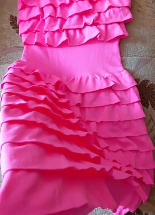 Платье яркое на девочку или девушку цена 110грн