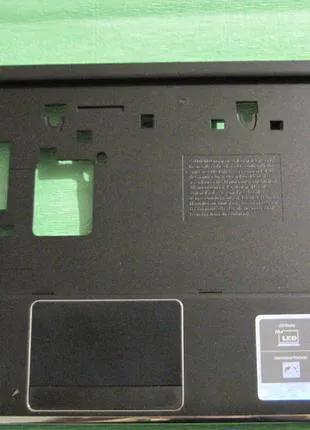 Средняя часть с тачпадом и динамиками Samsung N140