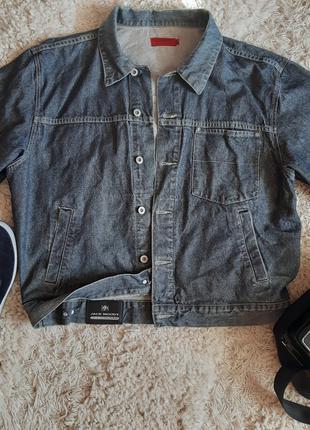 Джинсовая мужская куртка Jack Moody XL