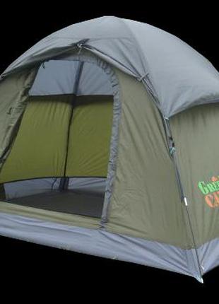Палатка GreenCamp 2-х местная, 3005