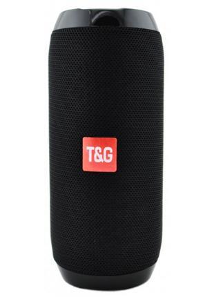 Мощная, басистая Портативная Bluetooth колонка T&G TG-117