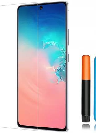 Защитное 3D стекло Mocolo с УФ лампой для Samsung Galaxy S20 Ultr