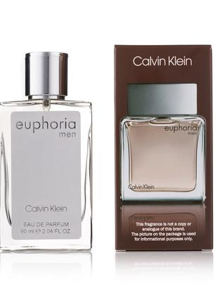 Мужской мини парфюм CK Euphoria Men - 60 мл