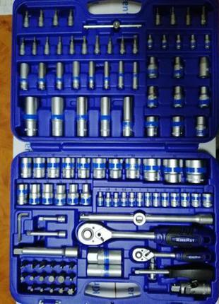 Набор инструментов 108 предметов king roy 108mda