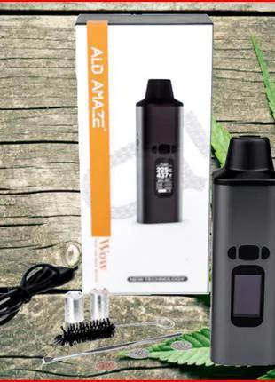 Вапорайзер электронная сигарета испаритель сухих трав ALD AMAZ...