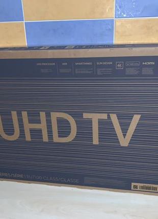 Телевизор Samsung 43RU7100 7172 7022 новый