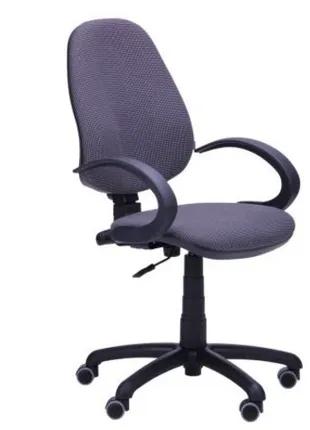 Кресло офисное Поло серый