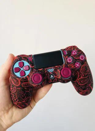 3в1 Чехол для геймпада DualShock 4 Sony PlayStation 4