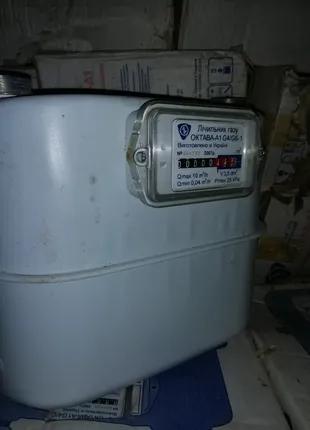 Лічильник газовий
