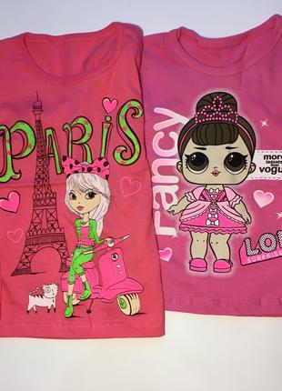 Одяг для дівчаток від 2-х до 8-ми років