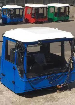 Кабина трактора Т-150К полнокомплектная панельная
