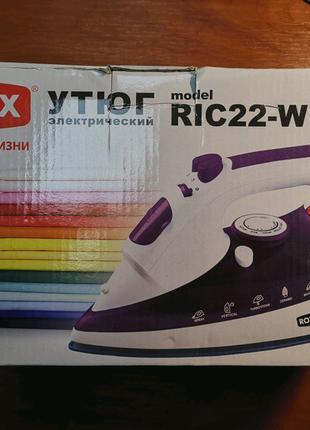 Утюг Rotex ric22-w