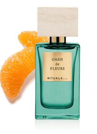 Женская парфюмированная вода. Rituals Oasis De Fleurs 10мл.