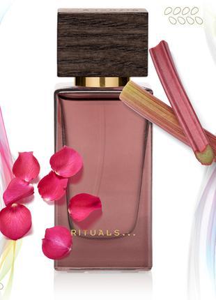 Женская парфюмированная вода. Rituals Rose de Shiraz. 15мл.