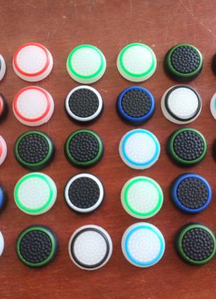 Накладки цветные для джойстика Xbox 360