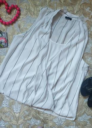 Стильная блуза. 50-52 р-р