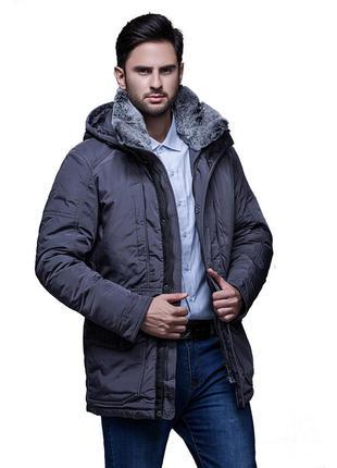 Супер предложение! мужская куртка парка пуховик snowimage 54р ...