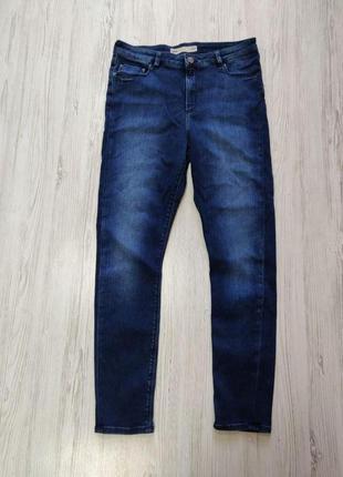 🎈нас 10 тысяч🎈happy sale🎁  темно синие мужские джинсы скинни