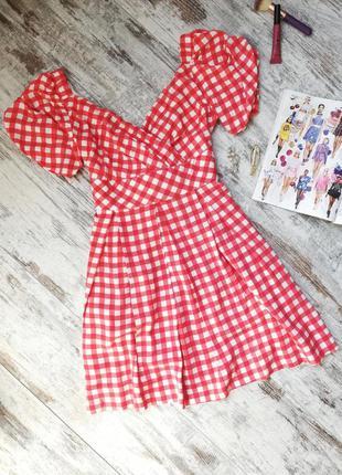 Летнее платье xs, красивое платье, американский стиль