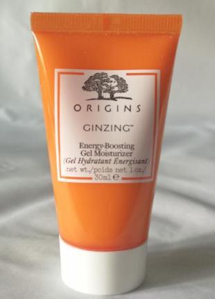 Увлажняющий крем-гель для лица origins ginzing moisturizer, 30...