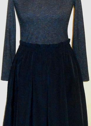 Эффектное стильное платье - р.46 м-л