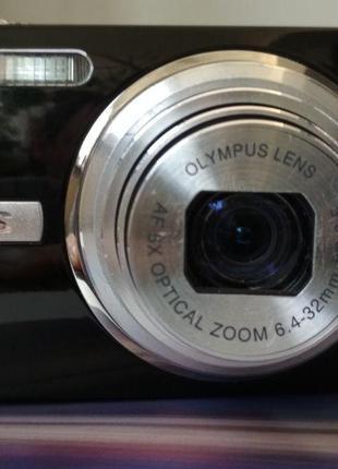 Фотоаппарат Olympus Mju 820 Midnight Black