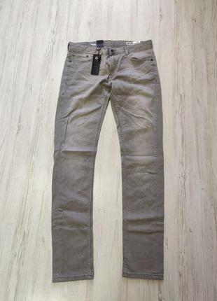 🎈нас 10 тысяч🎈happy sale🎁  мужские джинсы скинни в светло серо...