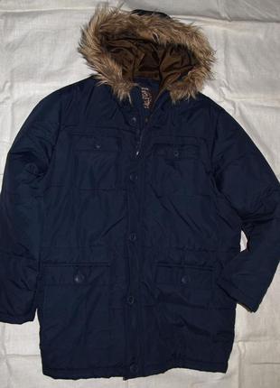 Куртка- аляска identic north dakota