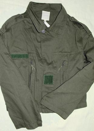 Куртка милитари новая amy gee