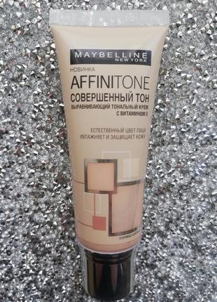 Тональный крем maybelline